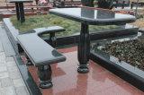 Nuevo precio menor Binzhou losa de piedra de granito negro & Tile