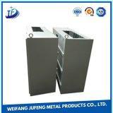 Metal inoxidável do aço do OEM/o de alumínio que carimba a peça para a caixa de ferramentas portátil