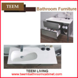 2016熱いSell Wall Hung Solid Wood現代Bathroom Vanity