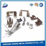 部品を押すアルミニウムかステンレス鋼の金属