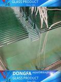 10.38-53.04мм четкие цветные слоистого стекла для зданий лестниц поручень из стекла
