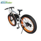 合金フレームが付いている電気バイクの自転車
