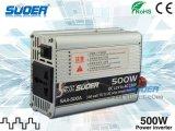 Suoer 500W 12V al inversor modificado 220V de la potencia de onda de seno (SAA-500A)