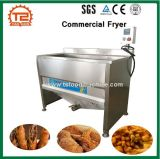 Commerciële Braadpan van de Machine van het Voedsel van de kip en van de Snack de Bradende