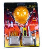 おもちゃのヘルメットが付いている卸し売り12PCS安い子供の工具セット