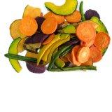 Низкая температура вакуумный жареные фрукты и овощи стружки