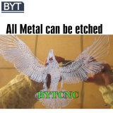 Machine de plaque métallique gravure Byt-3055