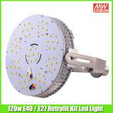 120 watt Parking Lot LED Retrofit Kits con ETL Listed