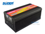 Suoer 2000W 24V Inversor de energia com o carregador (HDA-2000D)