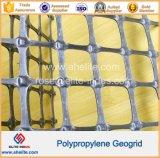 Para construcciones Earthwork de polipropileno de geomalla
