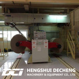 Scheda automatica completa del soffitto del gesso che fa macchinario con capienza differente