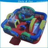 Heiße Verkaufs-Unterhaltungs-aufblasbarer Boden für Kind-Spiel