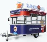 Neue mobile Karren-elektrischer Nahrungsmittelschlußteil des Imbiss-2018