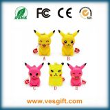 Mini Pokemon Pikachu Gift Cartoon Pokeball Pen Drive
