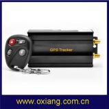 Waterproof Portable Personal 3.7V / 500mAh Li-ion Battery Vehicle Car GPS Tracker Tk103b Tracker en temps réel Tracker GPS original avec télécommande