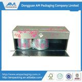 Cadres de empaquetage articulés de café de Cardbaord de tasse de papier de mémoire faits sur commande