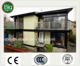 Casa da alta qualidade do baixo preço de Peison/casa de campo móveis pré-fabricadas/Prefab