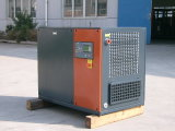 Compresor de aire silencioso del mecanismo impulsor de correa del tornillo de 11kw 15HP, compresores de aire industriales de Rtary del tornillo