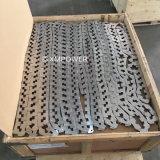 Acero inoxidable paso corto Cadenas de rodillos de precisión (Serie) La norma ANSI/ISO