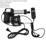CC 12V o 24V Electric Linear Actuator con Control Box e Handset Linear Actuator 29 Volt