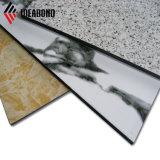 Ideabond Polyester-Beschichtung-zusammengesetztes Aluminiumpanel für Tür (AE-504)
