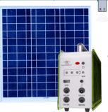 携帯用太陽ランプリモート・コントロールの4部分