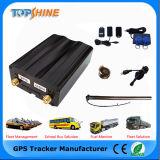 RFIDの遠隔のカットオイルを持つ反盗難車GPSの追跡者