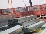 용접한 강철 둥근 관이 최신 판매에 의하여 및 고품질은 전 직류 전기를 통했다