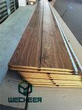 Деревянная доска изоляции пены PU панели украшения стены типа