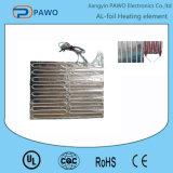 Calentador eléctrico de lámina de aluminio con UL para refrigerador