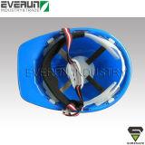 ER9103 세륨 EN397 PE 또는 아BS 헬멧 경제 광부의 안전 헬멧
