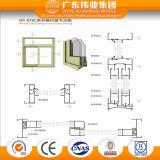 Dali 제조자 최고 가격 알루미늄 슬라이딩 윈도우