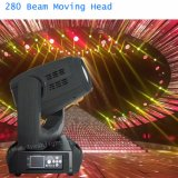 Der Osram Robe-280W bewegliches Hauptlicht Punkt-des Träger-LED