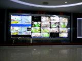 parede video do LCD da moldura 55inch estreita para a reunião