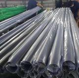 ワイヤーによって包まれるステンレス鋼スクリーンの管