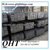 Barres carrées et plates en acier au carbone au zinc