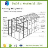 WPC mobile e prefabbricato del giardino prefabbricato di WPC si dirige la Camera