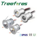 1W 12V 15mm IP65 RoHS Ce Mini ampoule LED