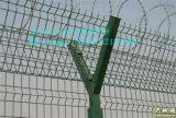 El precio bajo de la alta calidad amplió la cerca del acoplamiento de alambre/la cerca soldada del acoplamiento de alambre