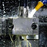 Trabajar el metal de acero inoxidable aceite caliente el aceite formando molesto