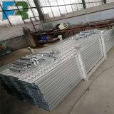 カスタマイズされた熱いすくいの電流を通された鋼鉄板はある場合もある