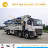 42m máquina portátil montado caminhão bomba de concreto