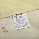 O melhor folha de base impressa de venda superior do fundamento da HOME da qualidade algodão