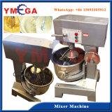 Preço industrial do misturador de massa de pão 20L do equipamento da padaria