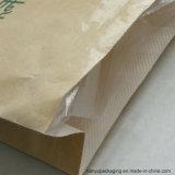 O composto de plástico em papel kraft para sacos Humate de sódio. A droga e aditivos para a embalagem. (25kg)
