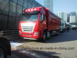 2017년 Sinotruck 8X4 화물 트럭