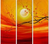 Oil Painting - Triptych