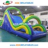 Fun énorme parcours à obstacles pour un terrain de jeux Gonflables de piscine