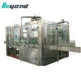 Frasco de vidro líquido Vinho Água Mineral cerveja pequena máquina de enchimento