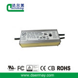 Fuente de alimentación con LED regulable para el exterior la luz 120W 75V